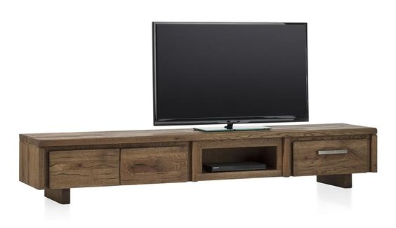 Masters, tv-sideboard 220 cm - hout