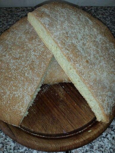 Marokkanisches Brot aus dem Ofen