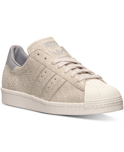adidas Women's Superstar '80s Casual Sneakers from Finish Line