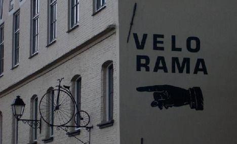 VELORAMA National Bicycle  Museum, Nijmegen, Netherlands.  #Bicycle_Museum #Holland  http://www.velorama.nl/engels/museum/index.html