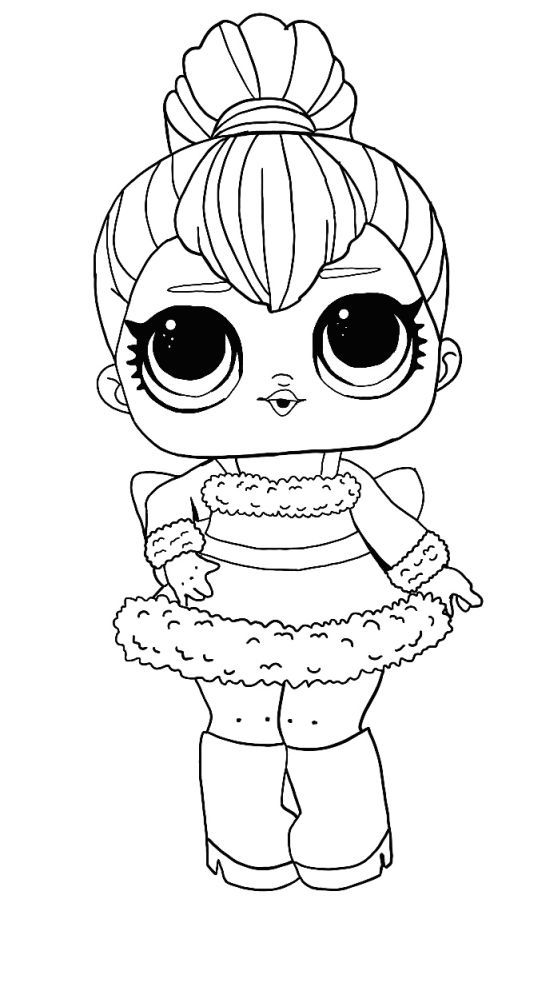 Printable Coloring Pages Lol Surprise You'll Love