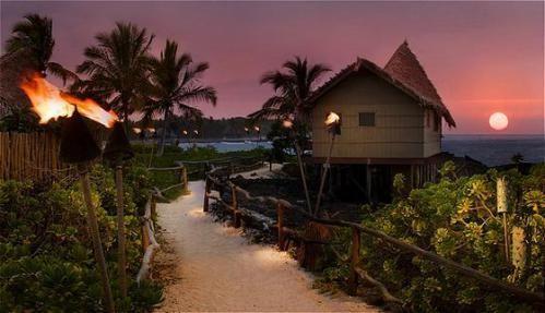 Kona Village Resort, Hawaii