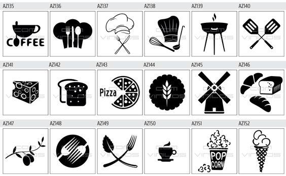 vinilos para cocina - Buscar con Google