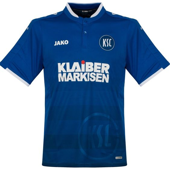 Karlsruher SC Home Jersey 2016 / 2017