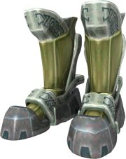 In approaching my PAX costume, I need to start thinking about footwear. Hmmmmmmm....