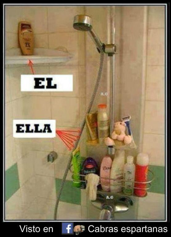 El vs Ella