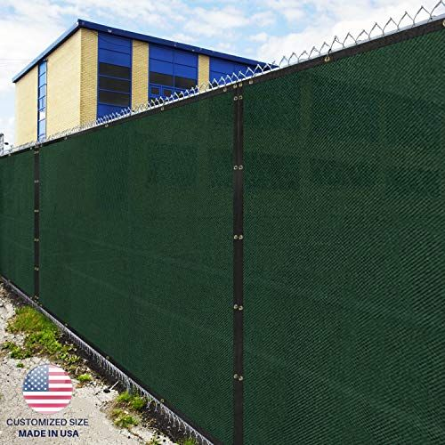 Windscreen4less Heavy Duty Privacy Screen Fence In Color Https