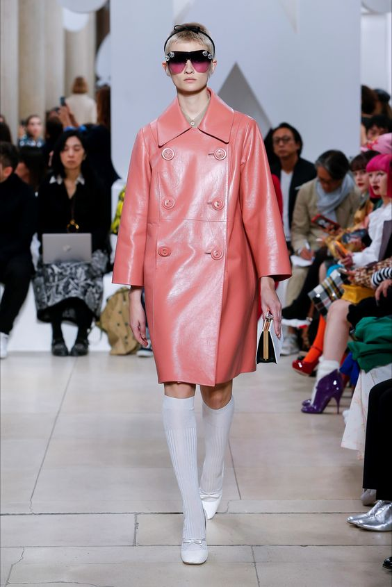 Miu Miu Paris Fashion Show - Spring Summer 2019 Collections - Vogue