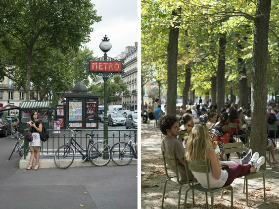 HiP Paris blog. Discovering Saint Sulpice. Metro Odéon and Jardin ...