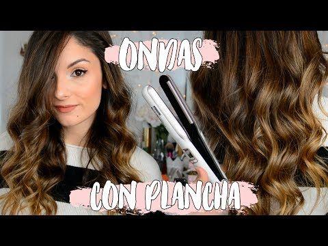 Ondas Sueltas Con Plancha Para Torpes Youtube Ondas Sueltas Ondas Con La Plancha Ondas En El Cabello