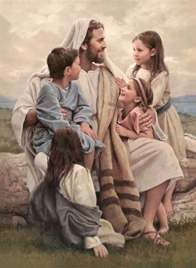 Perfect Love Painting By Del Parson Christ Church Of Jesus Christ Image Of Christ Latter Jesus Christ Lds Pictures Of Jesus Christ Pictures Of Christ