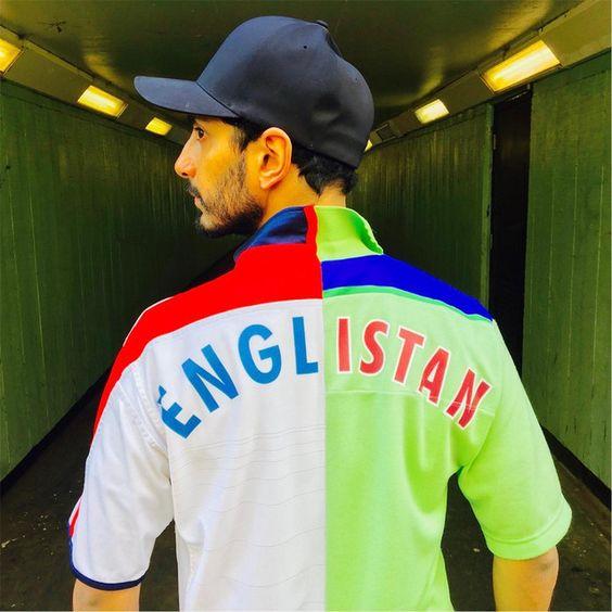 """""""Englistan"""" by Riz MC was added to my #songoftheday playlist on Spotify"""