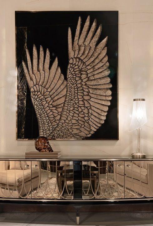 Swarovski Swarovski Crystals Swarovski Elements Luxury Wall