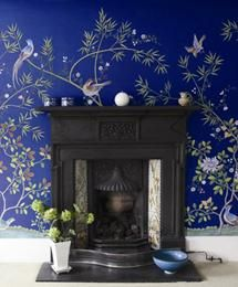 Fromental wall paper -yes i would
