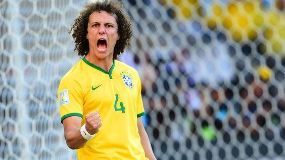 Nem Messinem Neymar, melhor da Copa é David Luiz - Esporte - Notícia - VEJA.com