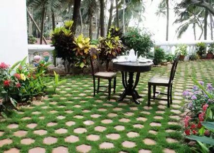 ideas para decorar jardines las personas que tienen un jardn en su hogar se pueden