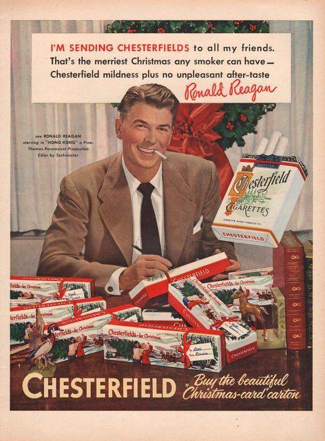 What was Reagan's concept/idea of democracy?