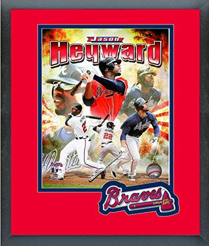 Jason Heyward Framed With Team Color Double Matting Ready To Hang- Awesome & Beautiful-Must For A Championship Team Fan! All Most Team Players Available-Please Go Through Description & Mention In Gift Message If Need A different Team. Art and More, Davenport, IA http://www.amazon.com/dp/B00NW970JU/ref=cm_sw_r_pi_dp_OYkqub09QX043