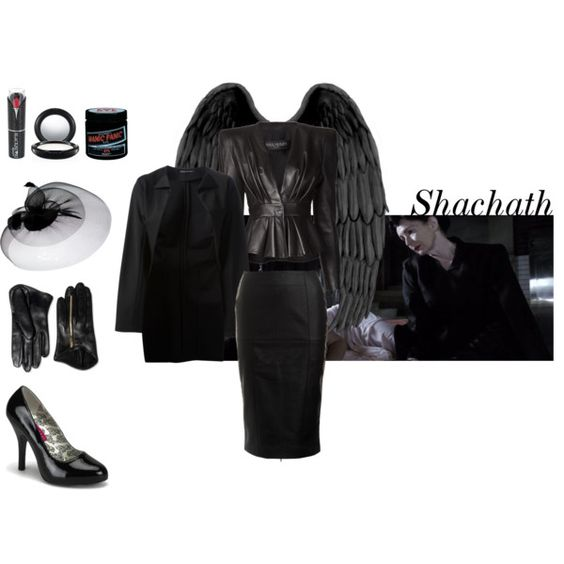 Shachath / Angel of Death costume <3