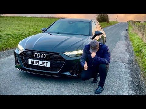 My New Car 2020 Audi Rs6 Start Up Rev Off Launch Control In 2020 Audi Rs6 New Cars Audi