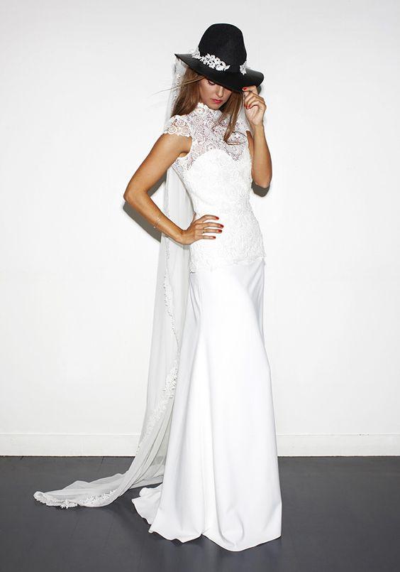 Fashion Friday: Rime Arodaky 2016 Bridal | http://brideandbreakfast.hk/2015/10/02/rime-arodaky-2016-bridal/