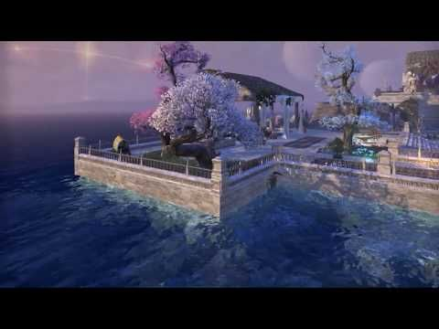 Eso Home Tours Sharalei S Grand Psijic Villa Youtube Villa