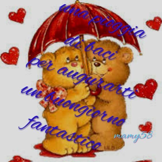 Orsetti # Buongiorno # love