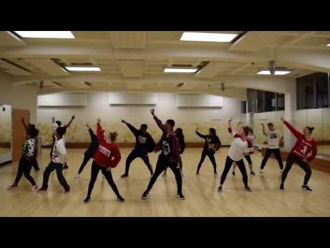 All I Want For Christmas Is You Fusion Dance Crew Youtube Dance Routines Christmas Dance Dance