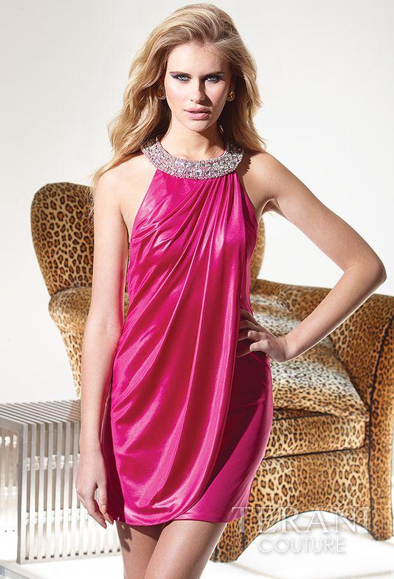 Terani Couture Homecoming Dress Style H1924 - Terani Couture ...