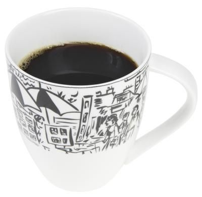 How to Decorate Coffee Cups
