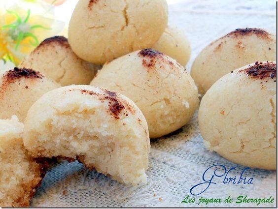 ghribia | recette | cuisine et simple