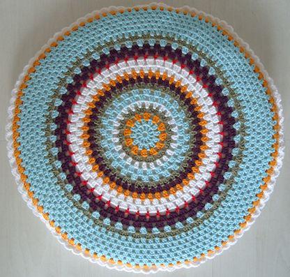 almohadones alfombras almohadas cojines redondos bobina cojn de ganchillo almohadas de ganchillo cosas maoso artesana bricolaje
