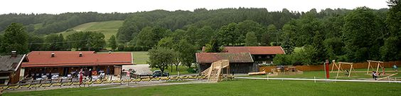Ödberg am Tegernsee Sommerrodelbahn Kinderspielplatz Kleintier-Streichelzoo