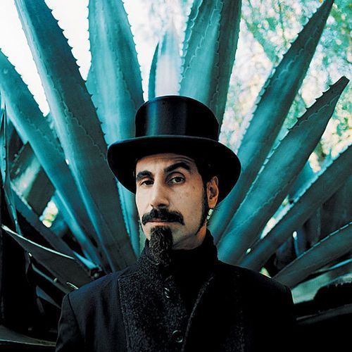 Serj Tankian – Beethoven's Cunt (single cover art)