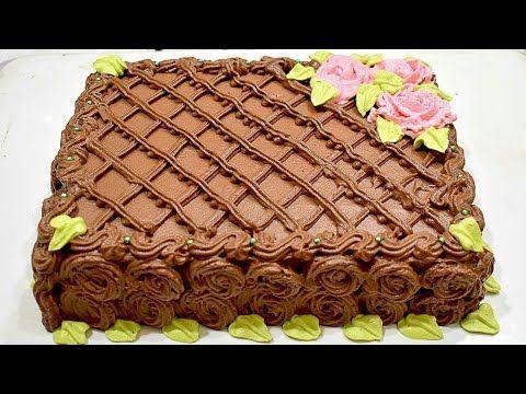 كيك كبير ب 4 بيضات فقط خطير جداا مميز بجميع التفاصيل والنصائح لإنجاحه كالمحترفين حلوة لاكريم Youtube Love Cake Cake Desserts