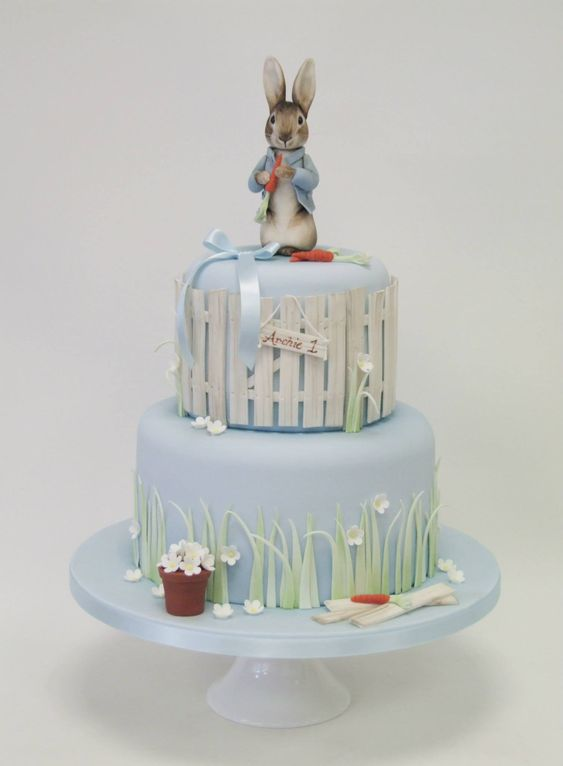 Snoopy Baby Shower Cake Topper