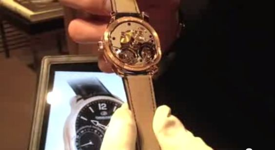 Greubel Forsey $766,000 watch