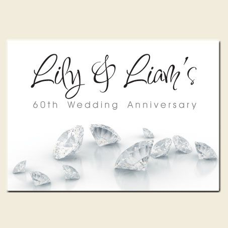 Gift Ideas For 60th Wedding Anniversary For Parents : invitation idea for 60th wedding anniversary