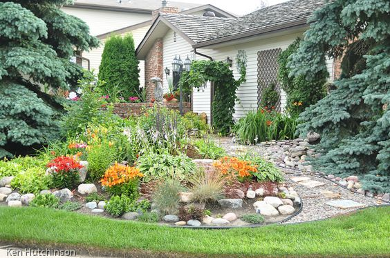 front yards in bloom edmonton - Google Search