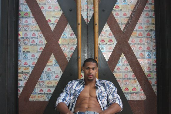 denzel wells images | Denzel Wells by Don Elmore: College Athlete and Fitness Model (Part 3)