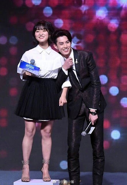 Shen Yue And Dylan Wang Are Sweet Together On Reality Show The Inn Weibo Talk Meteor Garden Cast Handsome Korean Actors Meteor Garden