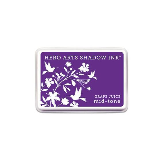 Hero Arts Shadow Ink Pad GRAPE JUICE