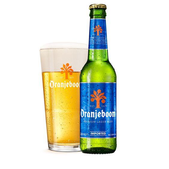 Bia Oranjeboom Premium Lager Imported