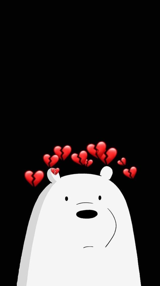 Pin By لين بنت القحطاني On كل الصور Cute Panda Wallpaper Cartoon Wallpaper Iphone Bear Wallpaper
