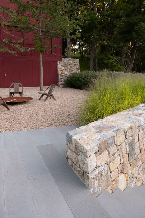 Nelson byrd woltz landscape architects hudson highland for Landscaping rocks nelson