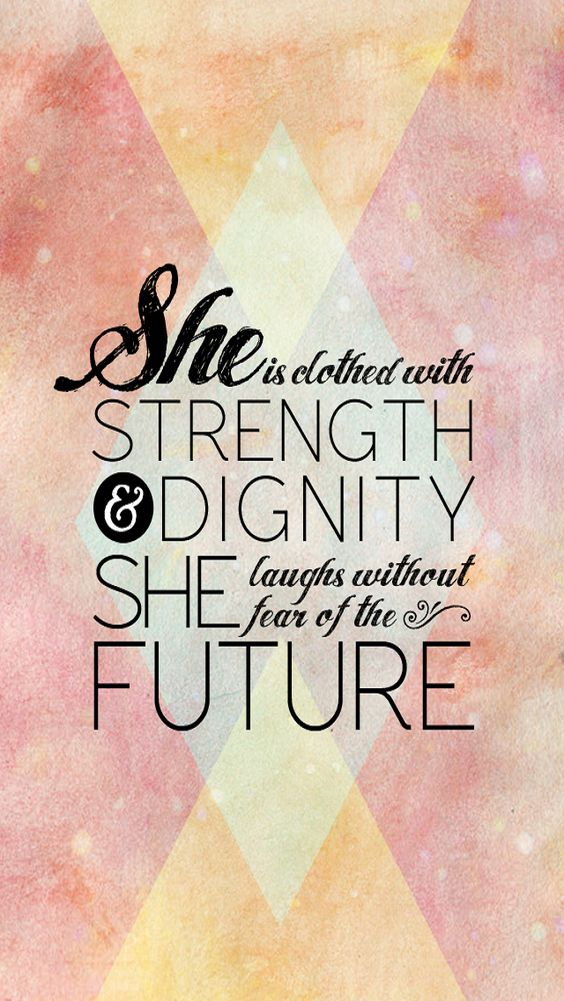 Strength - Inspirational & motivational Quote iPhone wallpapers @mobile9 Inspiring Image ...