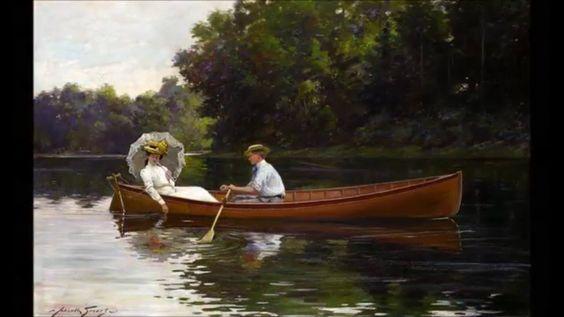 Abbott Fuller Graves  (1859-1936) American painter