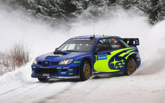 Subie:  Racing Car, Old Cars,  Race Car, Rally Subaru, Rally Racing, Rally Cars