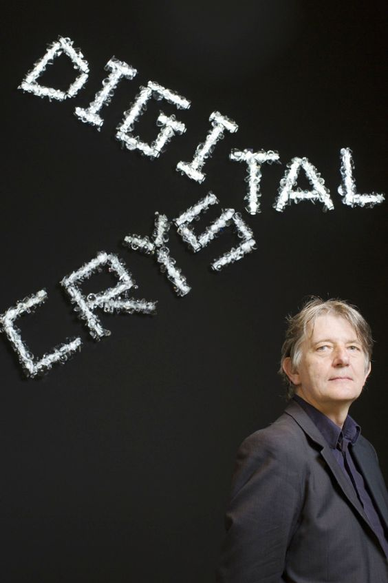 "Digital Crystal. Design Museum London and Swarovski collaborated to bejewel the bling world with the ""Digital Crystal"" exhibition. Deyan Sudjic - Design Museum curator."