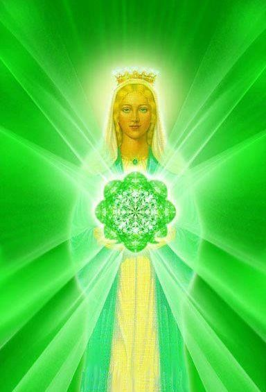 The Divine Mother (new blog post) <a href=